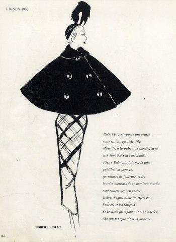 17291-robert-piguet-cape-1949-blossac-fashion-illustration-hprints-com